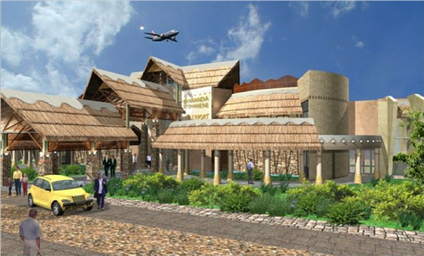 Tj architects south africa airport architecture mkuze for Tj motors new london