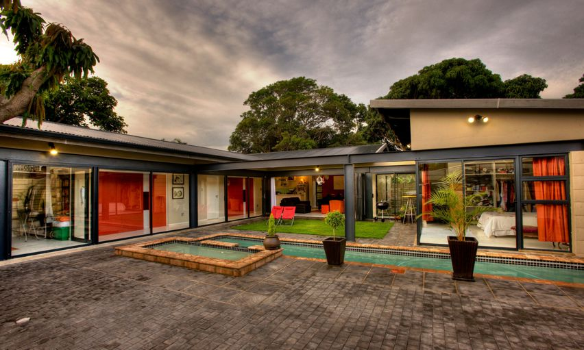 Tj Architects South Africa Residential House
