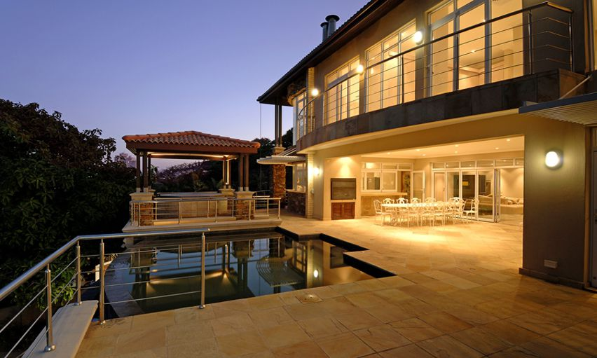 Tj architects south africa residential house for Tj motors new london